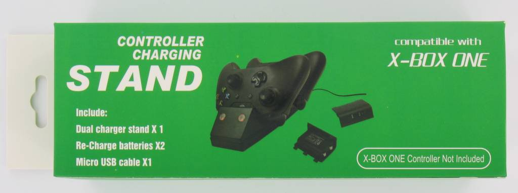 Duo Charge Stand for XBOX One - Groothandel-XL