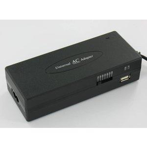 Universal Notebook-Adapter 120W mit USB-Anschluss