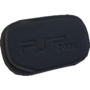 Black Soft Sleeve for PSP Slim & Lite (2000)