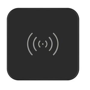 Choetech QI Drahtloses Smartphone-Ladegerät - rutschfestes Design - 5 W - Schwarz