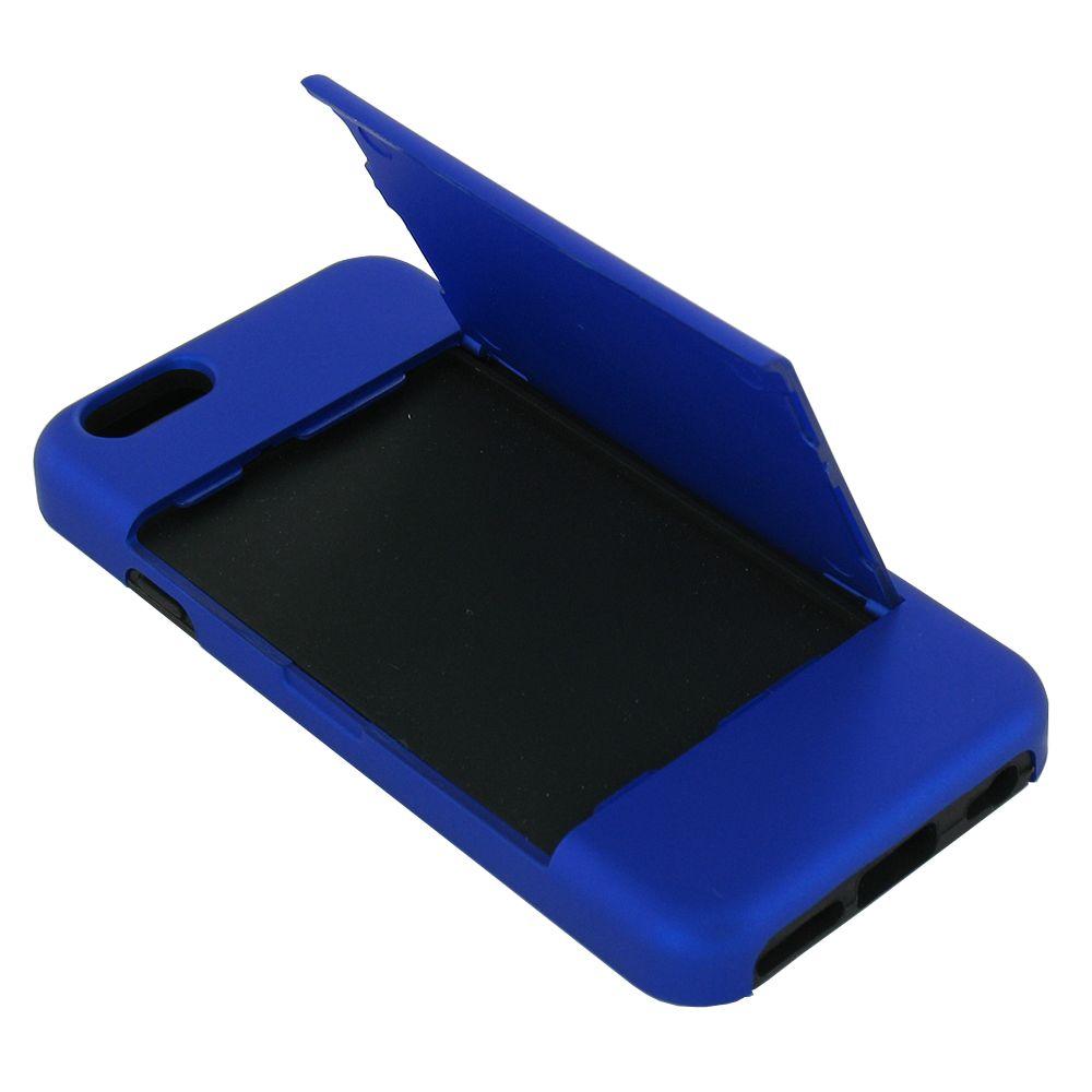 bfc7d75b0cc iPhone 6 Bescherm Hoesje met pasjes houder (4,7'') - Groothandel-XL
