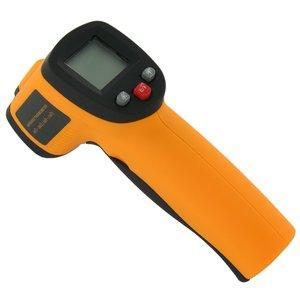 Thermomètre infrarouge avec laser pyromètre
