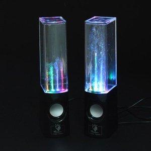 Dancing Water Speaker Black