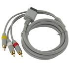 Wii-AV-Kabel mit 3 x Cinch