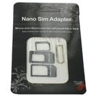 Nano et Micro SIM adaptateur pour Smartphones et tablettes
