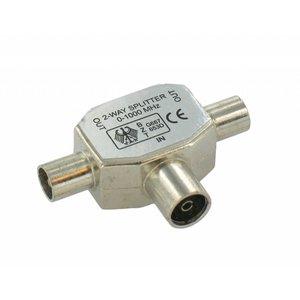 COAX Antennensplitter Distributor
