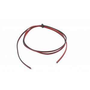 2 wire power cord for 12 and 24 Volt
