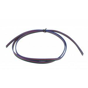 RVB plomb 4 fils pour RGB LED bandes