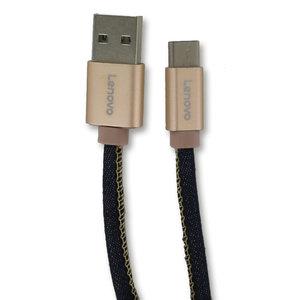Lenovo Câble de charge USB-C 1 mètre doré