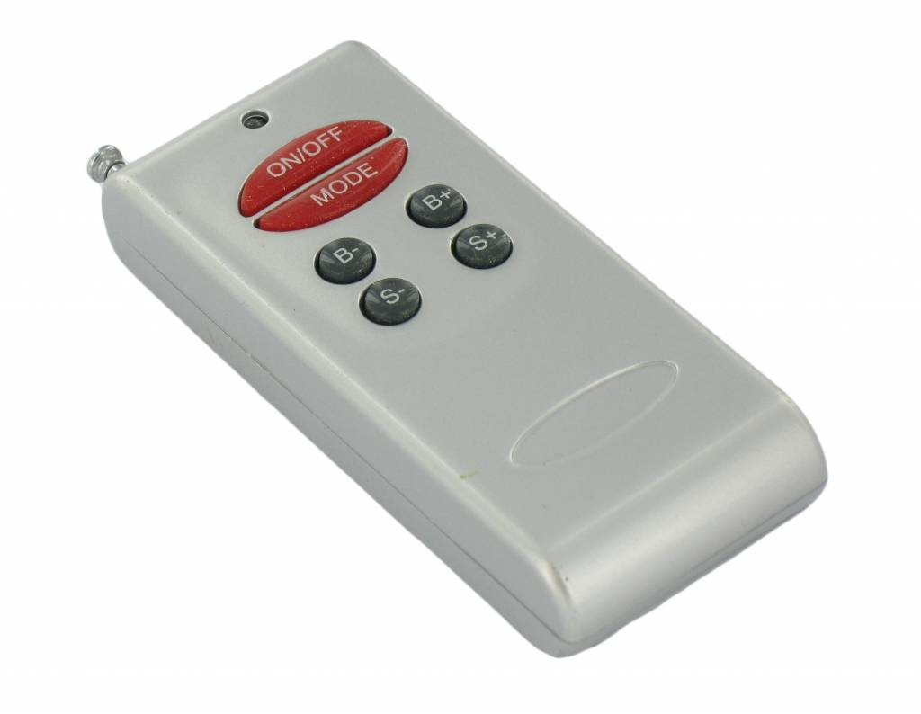Controller with RF Remote Control for Digital Dream LED