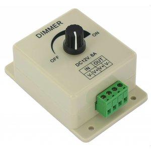 LED Dimmer pour 12 Volt et 24 Volt