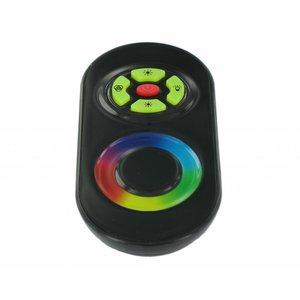 RF Contrôleur LED RGB Noir