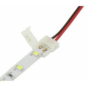 Bandes cliquez sur le connecteur avec le fil pour une seule couleur LED Renouveler