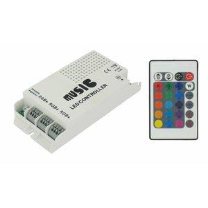 RGB-LED-Controller Musik