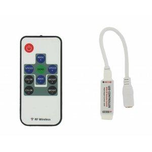 RGB LED Mini RF Controller met Afstandsbediening