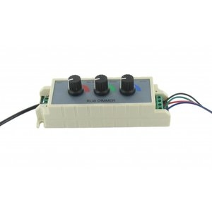 RGB LED Dimmer 3 canaux