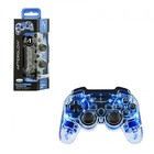 PS3 Afterglow Wireless Controller Blau