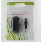 Récepteur USB sans fil pour contrôleur XBOX 360, noir