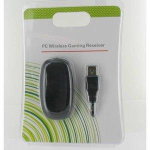 Kabelloser USB-Empfänger für XBOX 360 Controller Schwarz