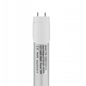 LED TL Balk 18 Watt Warm wit 120cm T8