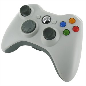Drahtloser Controller für XBOX 360 White