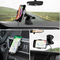 Choetech Draadloze autolader - fast charge 15W - Zwart