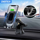 Choetech Wireless car charger - 15W