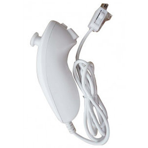 NC Controller for Wii White
