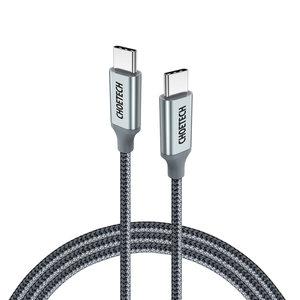 Choetech Câble de charge USB-C mâle vers USB-C mâle - 100W PD - 1,8 m