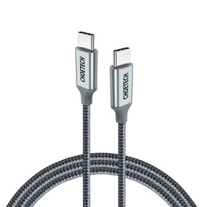 Choetech USB-C male to USB-C male charging cable - 100W PD - 1.8m