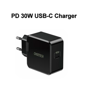 Choetech Adaptateur secteur USB-C avec Power Delivery - 30W