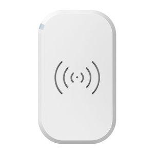 Choetech Drahtloses Qi Smartphone Ladegerät mit 3 Spulen - Weiß