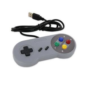 USB-Controller SNES sieht aus wie