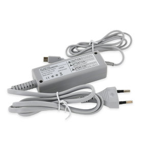 AC Charger for Wii U Gamepad