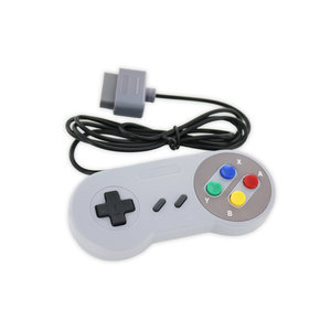 Controller wired for the SNES