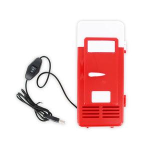 USB-Mini-Kühlschrank Red
