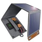 Choetech Chargeur solaire d'extérieur - 14W - résistant à l'eau
