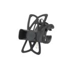 Telefonhalter für Fahrrad - bis 80mm - schwarz