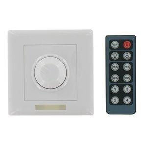 Infrarot-LED-Controller-Oberfläche mit Fernbedienung