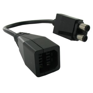 Power Adapter Cable from XBOX 360 to XBOX One or XboX 360S