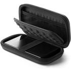 Schutzhülle für 2,5-Zoll-Festplatte und Zubehör - schwarz