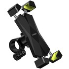Phone holder for bicycle - 360 degrees rotatable