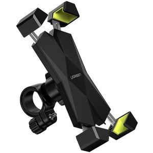 UGREEN Support de téléphone pour vélo - rotatif à 360 degrés - jusqu'à 6,5 pouces