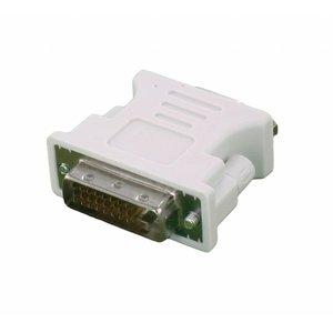 DVI 24 +1 Stecker auf VGA Buchse Adapter
