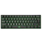 Kabellose Gaming-Tastatur mit RGB-Beleuchtung - Bluetooth - QWERTY