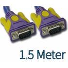 SVGA-Monitor-Kabel 1,5 m