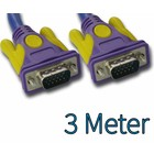 SVGA Monitor Cable 3m