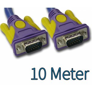 10m SVGA Monitor Cable