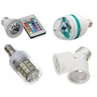 LED Lamps, Spotlights and Accessories