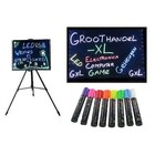 LED Writing boards and accessories